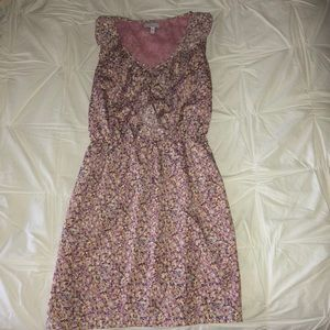 Delia's sleeveless dress